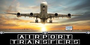 Airport Transfer Advert