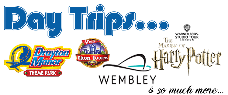 day trips advert