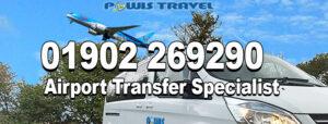 powis travel advert