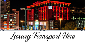 Luxury Transport advert