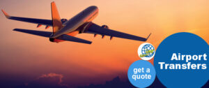 Airport Transfer Service Advert